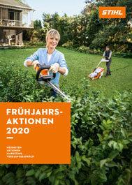 Frühlingsaktionen Stihl 2020